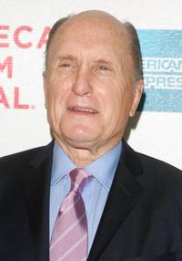 Robert Duvall at the Tribeca Film Festival premiere of