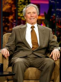 Clint Eastwood at the
