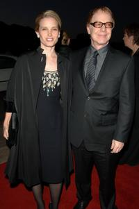 Danny Elfman and Bridget Fonda at the 18th Annual Palm Springs International Film Festival 2007 Gala Awards Presentation.
