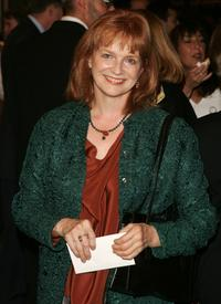 Blair Brown at the opening night of