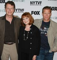 John Noble, Blair Brown and Mark Valley at the premiere of