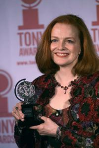 Blair Brown at the 54th Annual Antoinette Perry 'Tony' Awards.