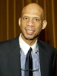 Kareem Abdul-Jabbar at the 57th Annual DGA Awards Dinner.