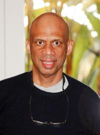 Kareem Abdul-Jabbar at the Smokey Robinson Foundation's Join Us and