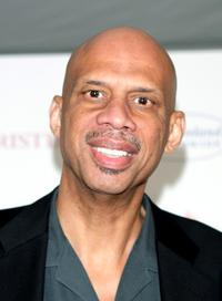 Kareem Abdul-Jabbar at the special performance of A.R. Gurney's