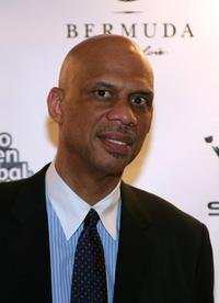 Kareem Abdul-Jabbar at the 2007 NBPA All-Star Gala.