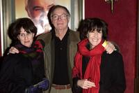 Nora Ephron, Nick Pileggi and Delia Ephron at the premiere of