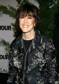 Nora Ephron at the Glamour Women Of The Year Awards.