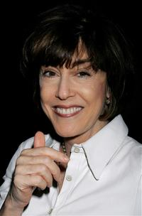 Nora Ephron at the 101 Greatest Screenplays gala reception.