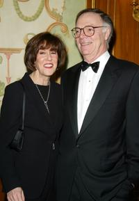 Nora Ephron and Nick Pilllegi at the 55th Annual Writers Guild of America Awards.