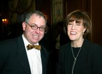 Nora Ephron and James Schamus at the 55th Annual Writers Guild of America Awards.