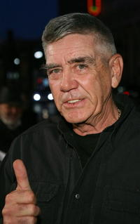 R. Lee Ermey at the premiere of