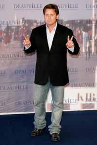 Emilio Estevez at the photocall of