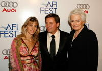 Nancy Collet, Jean Picker and Emilio Estevez at the AFI Fest.