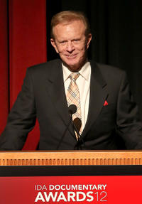 Bob Eubanks at the International Documentary Association's 2012 IDA Documentary Awards in California.
