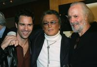 Robert Evans, Eric McCormack and Robert Towne at the Academy of Motion Picture Arts and Sciences 30th anniversary screening of Best Picture Nominee