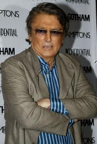 Robert Evans at the Gotham Magazine after party for the premiere of
