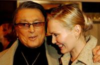 Robert Evans at Premiere of