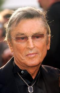 Robert Evans at the Vanity Fair Oscar Party.