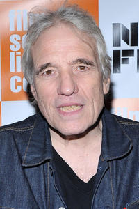 Abel Ferrara at the NYFF for