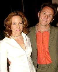 Rebecca Frith and David Field at the Film Critics Circle Awards 2003 (FCCA).