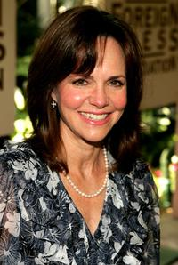 Sally Field at the Hollywood Foreign Press Association annual installation luncheon.