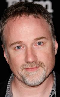 David Fincher at the 24th Santa Barbara International Film Festival.