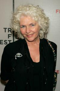 Fionnula Flanagan at the screening of