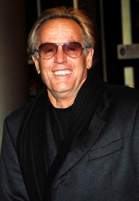 Peter Fonda at the premiere of