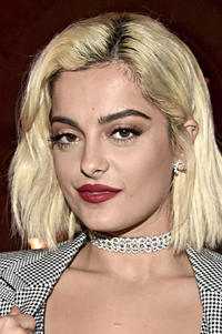 Bebe Rexha at the world premiere of