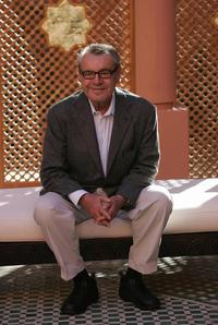 Milos Forman at the seventh Marrakesh Film Festival.