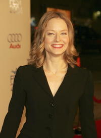 Jodie Foster at the AFI screening of