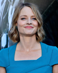 Jodie Foster at the California premiere of