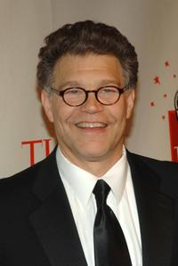 Al Franken at the celebration of Time Magazine's 100 Most Infuential People issue.