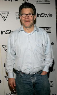 Al Franken at the 3rd Annual Benefit for Labyrinth Theater Company.