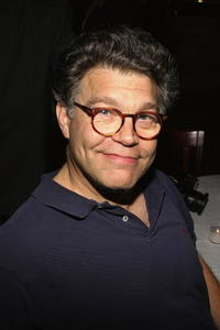 Al Franken at the Cocktail Reception Hosted By Ceslie Armstrong for Richard Morrison.