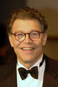 Al Franken at the New York Friars Club Roast during the black-tie annual event.