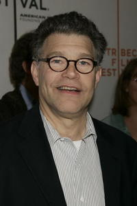 Al Franken at the premiere of