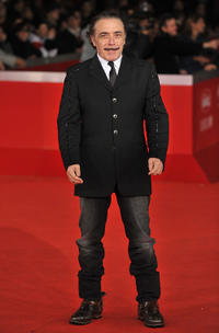 Nino Frassica at the premiere of