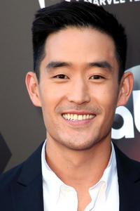 Mike Moh at the premiere of