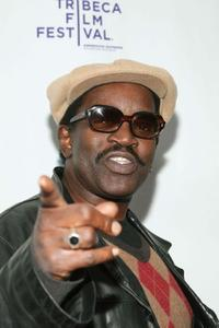 Fab Five Freddy at the premiere of