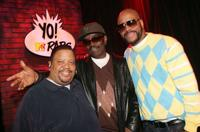 Doctor Dre, Fab Five Freddy and Ed Lover at the Yo! MTV Raps 20th Anniversary Roundtable.