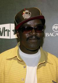 Fab Five Freddy at the VH1's 2005 Hip Hop Honors Pre-party.