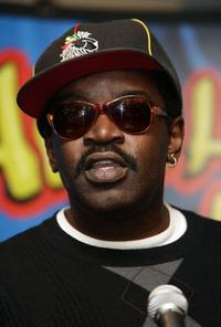 Fab Five Freddy at the Smithsonian's National Museum Of American History's Hip Hop Initiative.