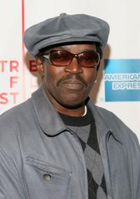 Fab Five Freddy at the screening of
