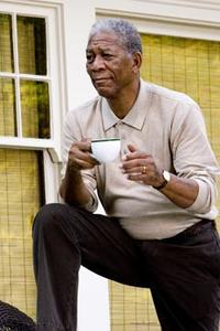 Morgan Freeman as Harry Stevenson in