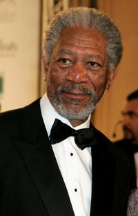 Actor Morgan Freeman at the opening Gala Screening of