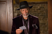 Morgan Freeman in