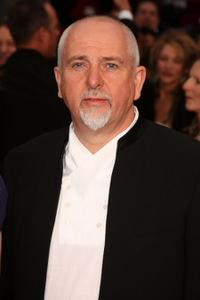 Peter Gabriel at the 81st Annual Academy Awards.