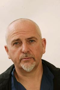 Peter Gabriel at the Portraits from